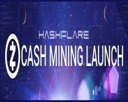 HashFlare mine Zcash