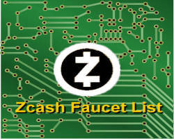 Best Zcash faucets