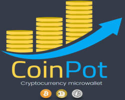 CoinPot il cryptocurrency microwallet