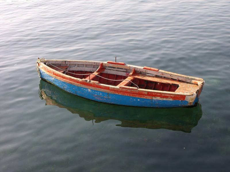 Napoli lungomare mergellina posillipo for Barchetta da pesca