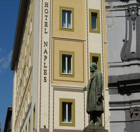 Hotel Naples Corso Umberto Napoli