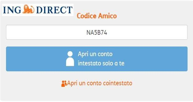 Ing direct assistenza
