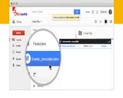 Modifica di Word in Google Chrome