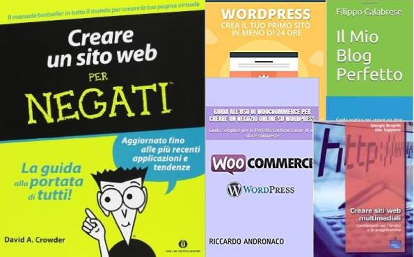 Libri per creare siti web come creare siti internet perfetti for Libri internet