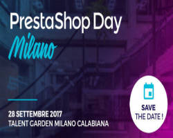 PrestaShop Day Milano 2017