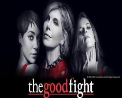 The Good Fight via streaming