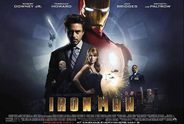 stasera in tv italia 1 film iron man trailer e trama